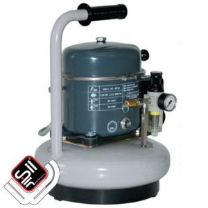 Sil-Air 50-6-Flüsterkompressor-tragbar