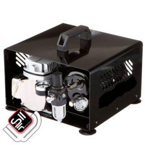 SilAir-Tc108-ölfrei-Airbrush-Hobby Kompressor