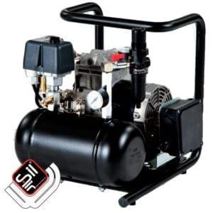 ölfreier mobiler Kompressor -dauerlauf geeignet