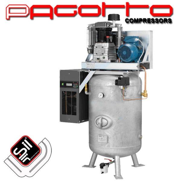 PAGOTTO Kolbenkompressor-Kältetrockner